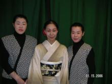 雪さんと倉内姉妹