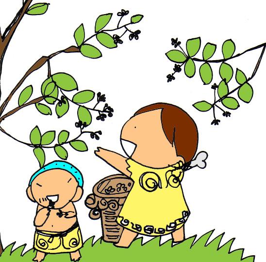 山田スイッチの『言い得て妙』 仕事と育児の荒波に、お母さんはもうどうやって原稿を書いてるのかわからなくなってきました。。。-あろこのおあかさん縄文人だから